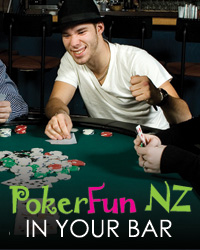 Pokerfun at your place